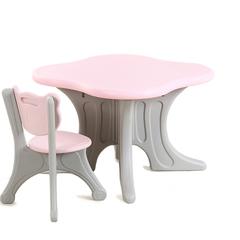 Пластиковый квадратный стол 72х72х50