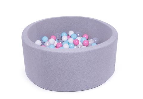 Сухой бассейн Anlipool 100/40см комплект №40 Cotton candy