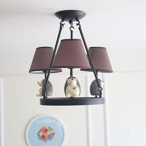Потолочный светильник Hedgehog by Bamboo
