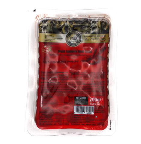 Маслины вяленые в вакууме 3XS/4XS, Marmarabilik, 200 г