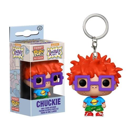 Брелок Funko Pocket POP! Keychain: Rugrats: Chuckie Finster