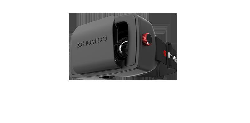 Комплект: Очки VR Homido + Bluetooth джойстик