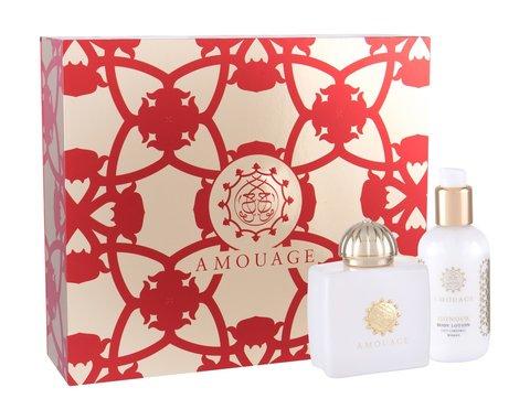 Amouage Honour woman (100 мл парфюмированная вода + 100 мл гель для душа)