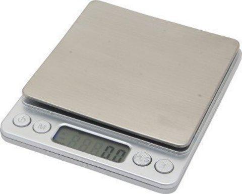 Ювелирные электронные весы с 2мя чашами 0,1- 2000 гр Professional Digital Tabletop Scale