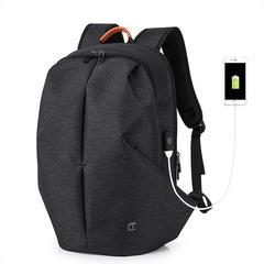Рюкзак молодёжный для ноутбука Tangcool 706 тёмно-серый