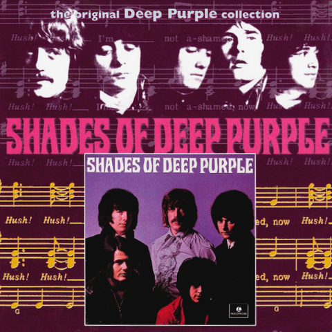 Deep Purple / Shades Of Deep Purple (CD)
