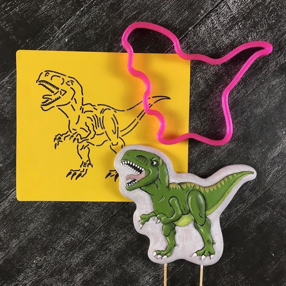 Динозавр №1 Тираннозавр