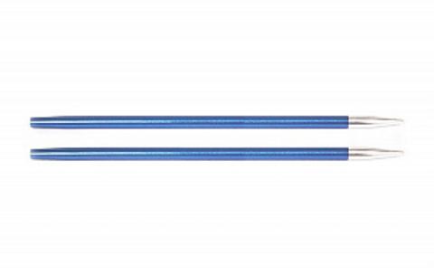 Спицы KnitPro Zing съемные укороченные 4 мм 47523