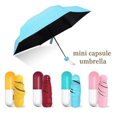 Зонт - капсула
