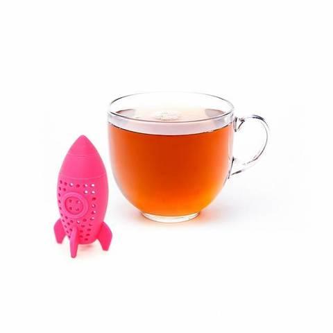 """7393 FISSMAN Ситечко для заваривания чая """"Ракета"""",  купить"""