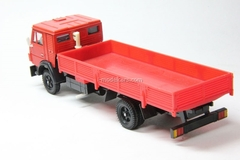 KAMAZ-5325 red (early) Elecon 1:43