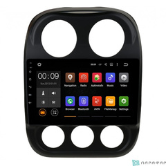 Штатная магнитола для Jeep Compass 14+ на Android 6.0 Parafar PF998Lite