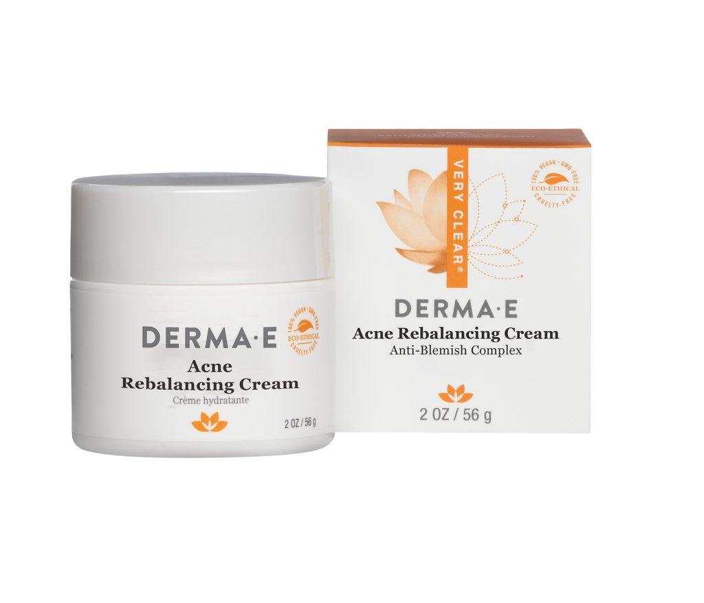 Крем Derma E Acne Rebalancing Cream  56 г.
