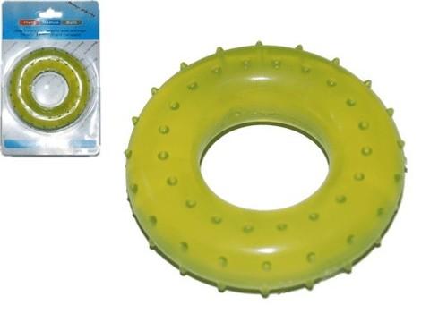 Эспандер-кольцо, кистевой с шипами. Индивидуальная упаковка - блистер :(Brawn 80):