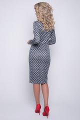 <p>Хит этой осени! Хочется просто раствориться в этой коллекции! Идеальное платье приталенного силуэта, рукав длинный.&nbsp; (пояс в стоимость не входит)</p> <p>&nbsp;</p>