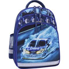 Рюкзак школьный Bagland Mouse 225 синий 555 (0051370)
