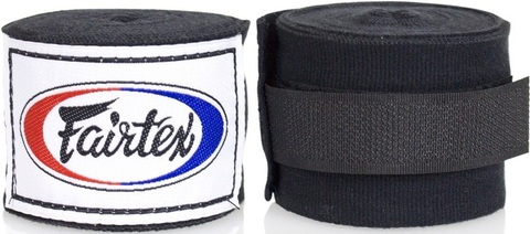 Бинты Fairtex Handwrap HW2 Black 3м