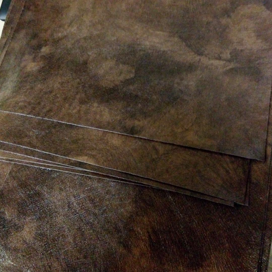 Искусственная кожа SyNT3 VIVELLA темно-коричневый