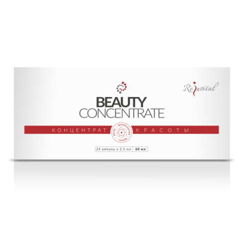 Beauty Concentrate, 24 ампулы