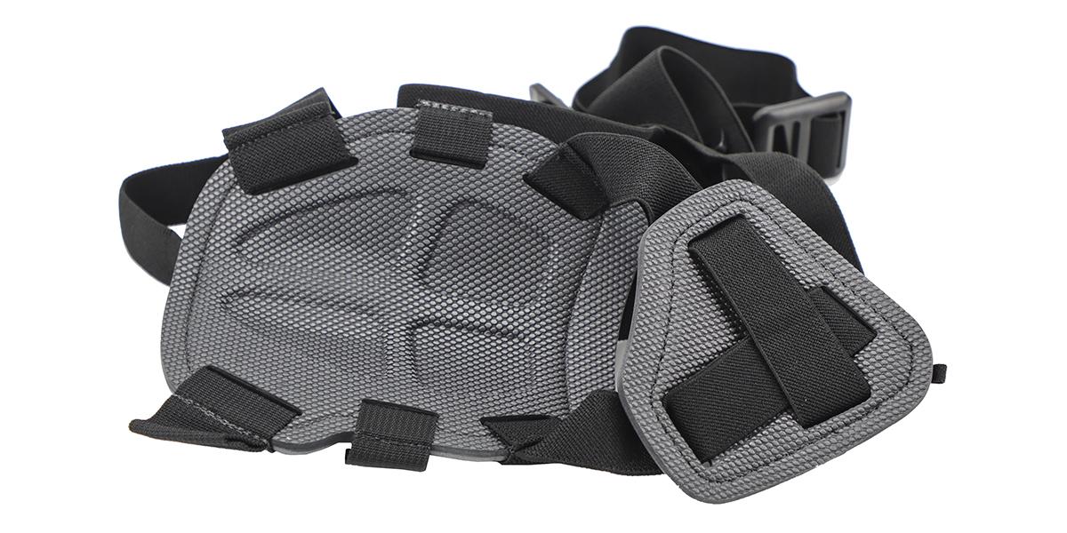 Крепление-упряжка для собак GoPro Fetch Dog Harness (ADOGM-001) вид снизу