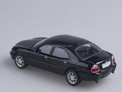 GAZ-3111 Volga black 1:43 AutoHistory