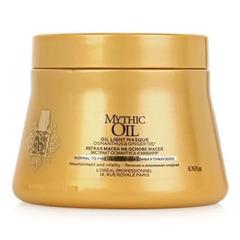 L'Oreal Professionnel Mythic Oil - Легкая питательная маска для нормальных и тонких волос