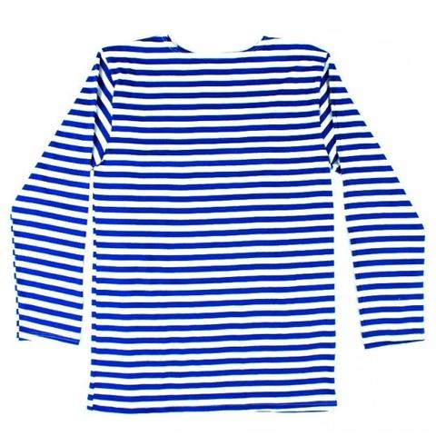 Тельняшка детская облегченная ВДВ (голубая полоса)