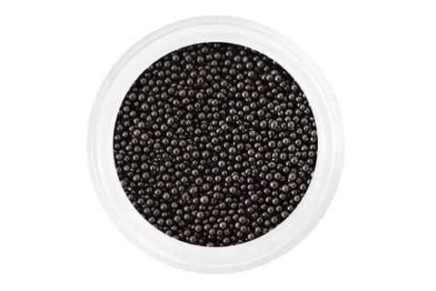 Бульонки металлические черные 0,8 мм (10 г)