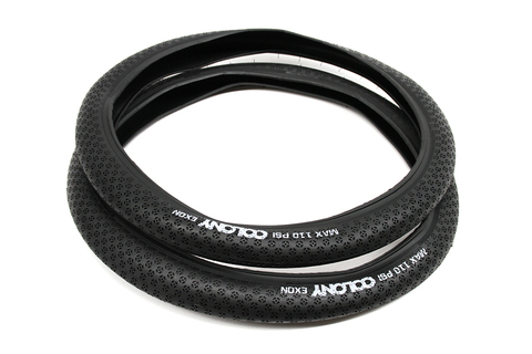 BMX Покрышка Colony EXON Fatland Tyre 1.75 Black