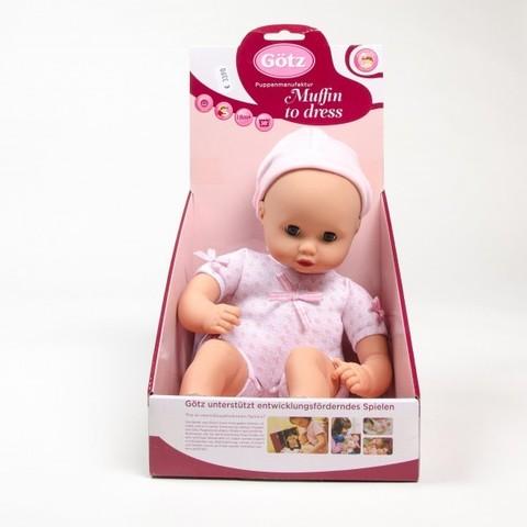 Кукла Маффин девочка, 33 см, Gotz