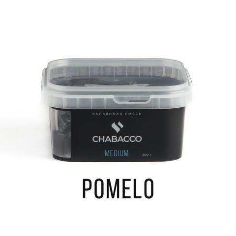 Кальянная смесь Chabacco - Pomelo (Помело) 200 г