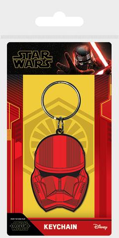 Брелок силиконовый Star Wars: The Rise of Skywalker (Sith Trooper)