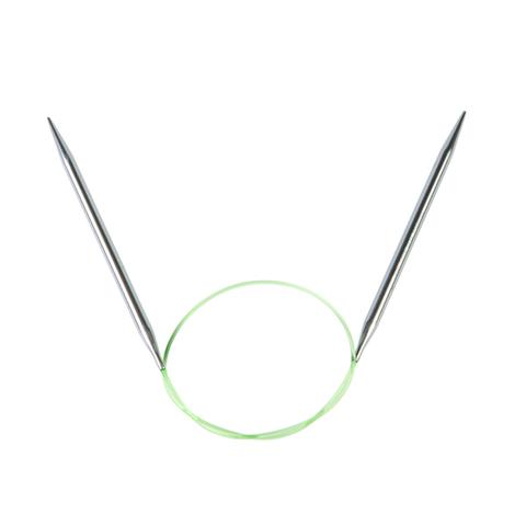 Cпицы круговые  Металл 40 см (Номер 2,5)  HiyaHiya Steel Fixed Circulars