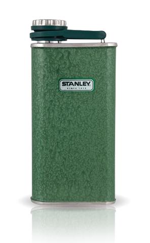 Фляга Stanley Classic Pocket Flask (0,23 литра), темно-зеленая