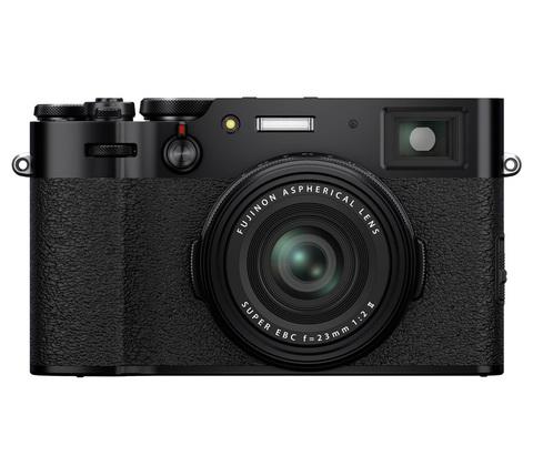 Fujifilm X100V Black РСТ Гарантия производителя