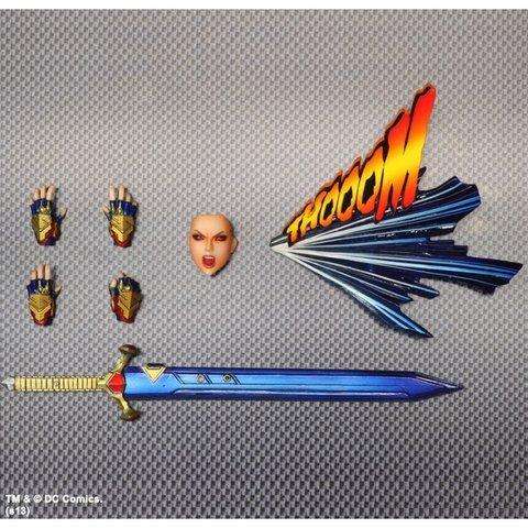 ДС комикс фигурка Супергерл (копия) — Supergirl DC Comics Play Arts Kai (copy)
