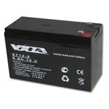 Аккумулятор Volta ST 12-9 ( 12V 9Ah / 12В 9Ач ) - фотография