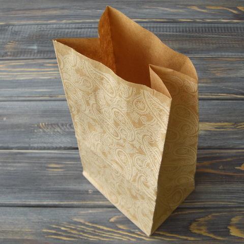 Крафт-пакет ОГУРЦЫ белые (10*19*7см)