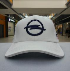 Кепка Опель белая (Кепка Opel)