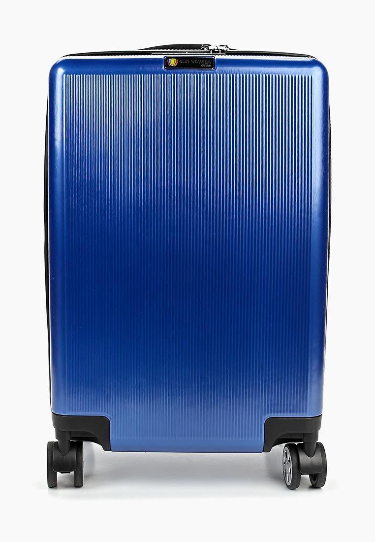 Чемодан SunVoyage Elit SV037-AC114 Олимпийский синий (S+)