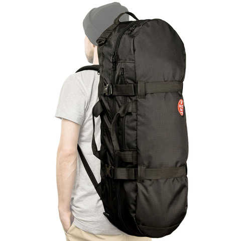 Чехол для скейтборда SKATE BAG Tour (Black)