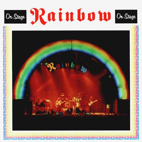 Rainbow / On Stage (CD)