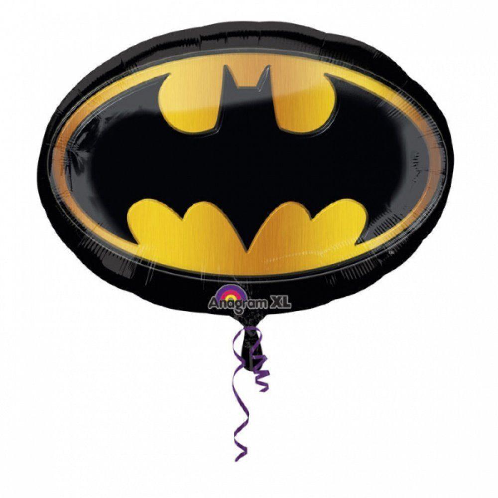 Шары Супермен Фольгированный шар Бэтмен Эмблема em.jpg