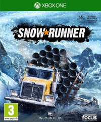 SnowRunner Стандартное издание (Xbox One/Series X, русская версия)
