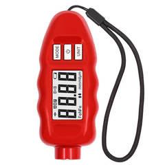 Толщиномер Carsys (Карсис) DPM 816 в красном цвете