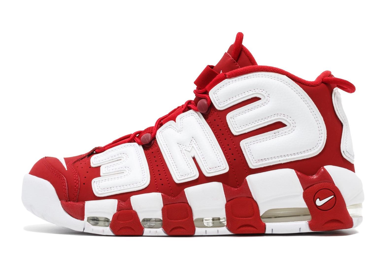 de116de57 Nike Air More Uptempo Supreme купить с бесплатной доставкой по ...