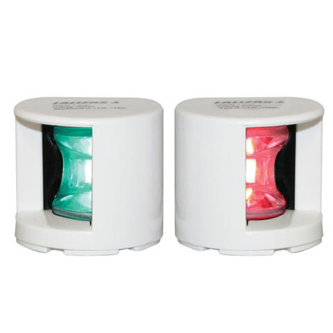 Огни бортовые светодиодные, белый корпус