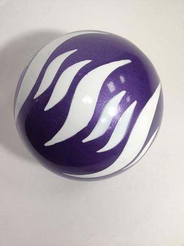 Мяч AMAYA 18,5 см мраморный