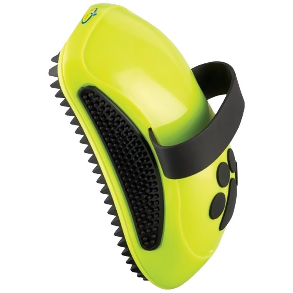 Furminator FURminator расческа резиновая Curry Comb зубцы 5 мм furminator-curry-comb-8.jpg