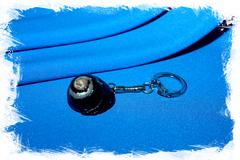 Брелок для ключей с ракушкой купить